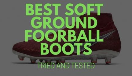 Best Soft Ground Football Boots